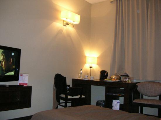 Park Hotel Diament Wroclaw: camera
