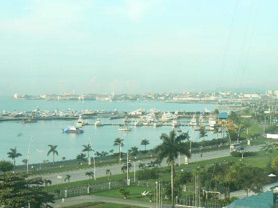 Le Meridien Panama: View from room