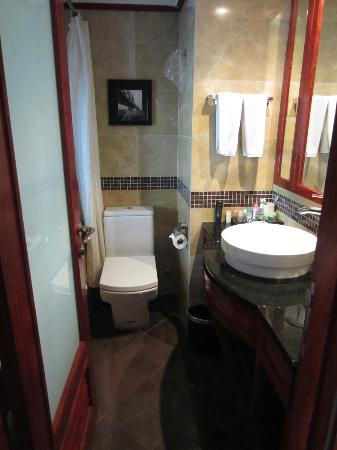 Conifer Boutique Hotel: Bathroom