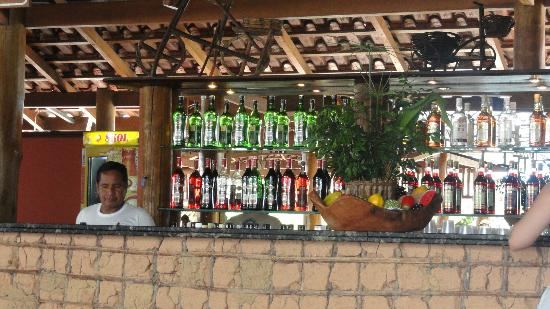 Resort La Torre: BAR DA PISCINA
