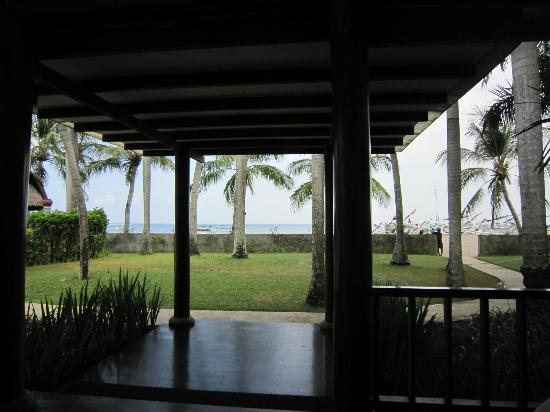 The Santosa Villas & Resort: Where we had lunch