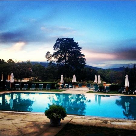 Keswick Hall: Pool