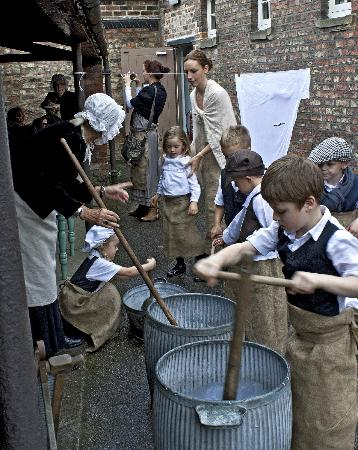 Workhouse Museum: Live It day