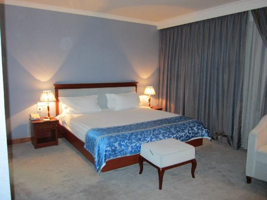 Hotel Tajikistan: room 817