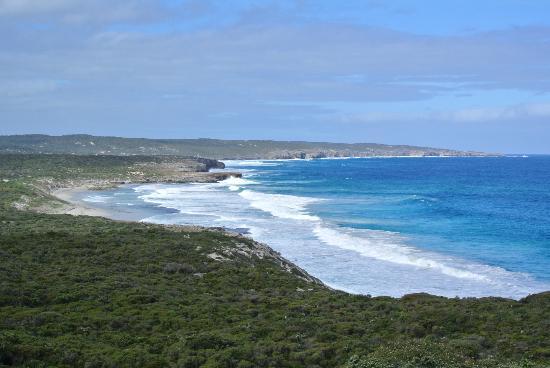 Southern Ocean Lodge: Aaahhhh, the views...