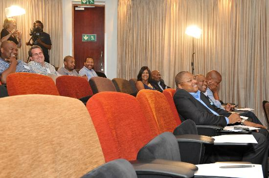 African Pride Melrose Arch Hotel: Comfort seating in auditorium