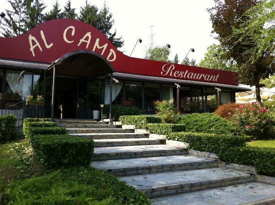 Mariano Comense, Italia: Al Camp