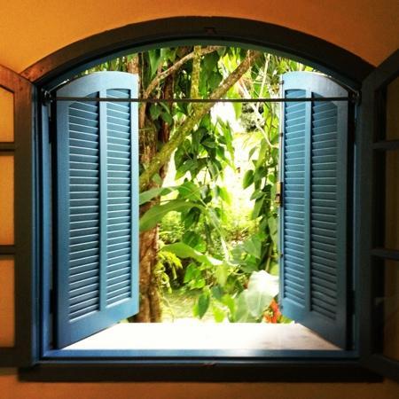 Pousada Ilha de Itaka: garden view