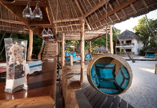 Waterlovers Beach Resort : Ocean Spirit Beach Bar