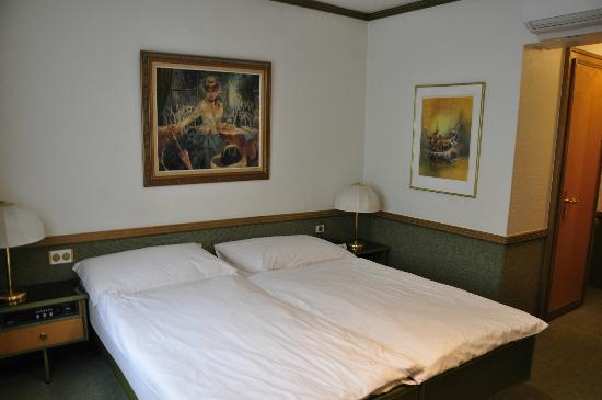 Hotel Arlette Beim Hauptbahnhof: Double room