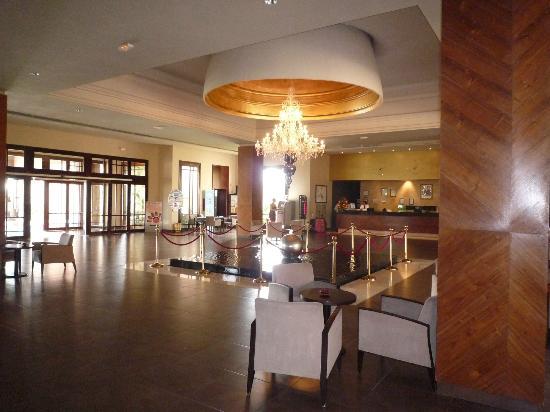 ClubHotel Riu Tikida Palmeraie: Hotel Lobby