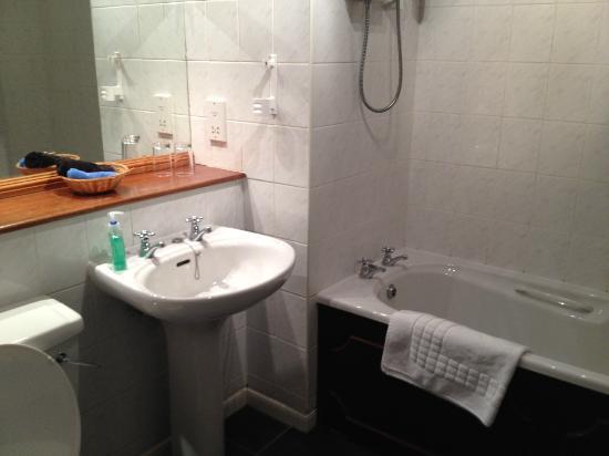 Bonsyde House Hotel: bagno