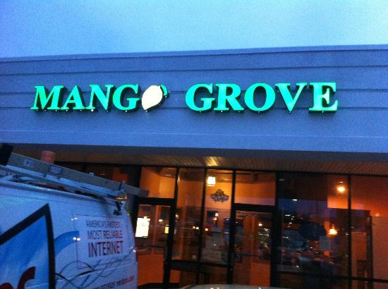 Mango Grove : New Location