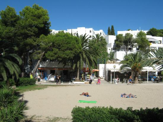Hotel D'Or: Playa Cala D,OR