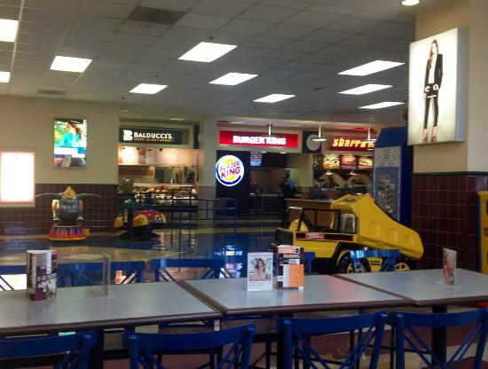 Food Court Leesburg Outlets