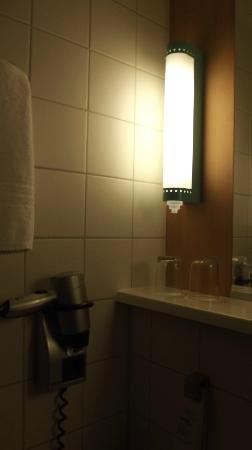 Ibis Rostock am Stadthafen: Bathroom