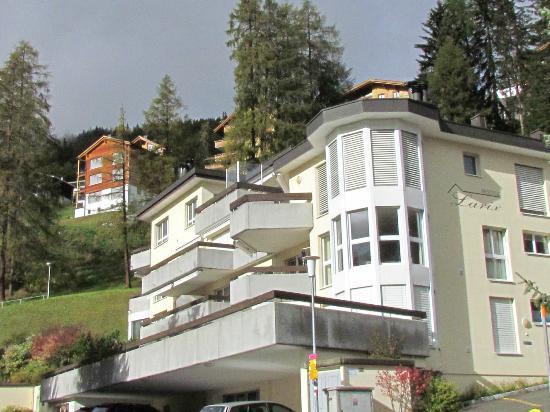 Chalet-Hotel Larix: Larix Apartments