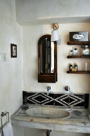 Borgo di Carpiano: Il bagno