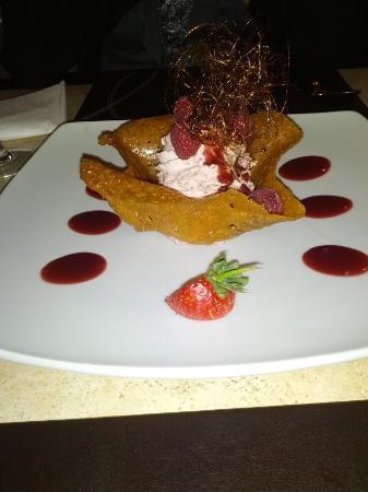The Riverside Restaurant : Delicious
