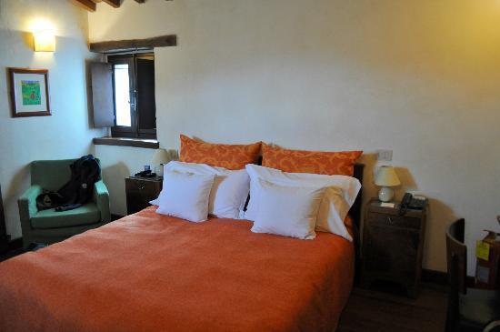 Borgo di Carpiano: La camera