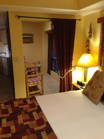 The Suites at Sedona B&B: City Slickers Room
