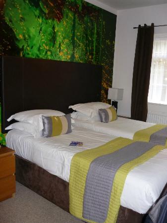 Remont Oxford Hotel: chambre