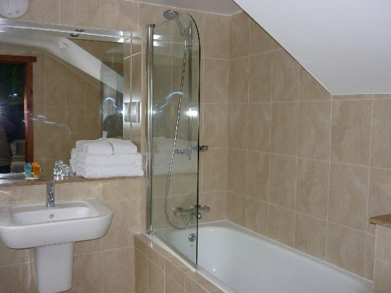 Remont Oxford Hotel: salle de bain