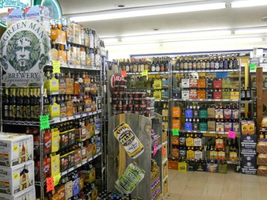 Sam's Quik Shop: More and more beer!