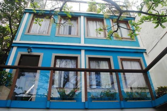 Quinta Azul Boutique Pousada: hotel