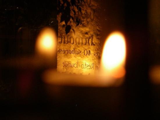 Ras El hanout: Una vela resplandece mas que el sol en la noche ¡