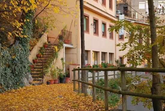 vista Hotel Cal Nen