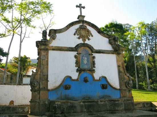 Sao Jose Fountain
