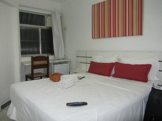Hotel Marlen: habitación