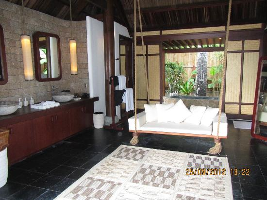 An Lam Ninh Van Bay Villas: part of Beach villa