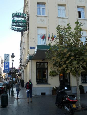 Hotel a la Grande Cloche: A la Grande cloche