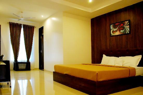 President Cottage Resort: classic deluxe room