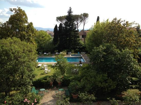 Villa Villoresi: pool