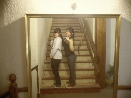 San Remo Viking Hotel: espejo del comedor