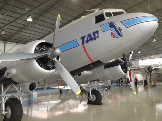 Air Museum : Museu do Ar, Péro Pinheiro.