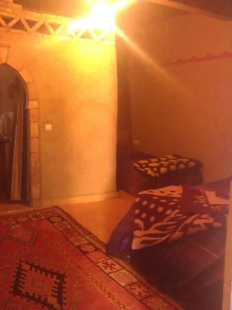 Etoile des Dunes: Chambre
