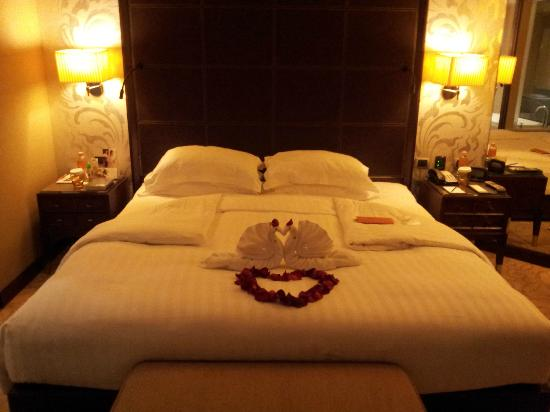 Pullman Bangkok Grande Sukhumvit: honeymoon welcome