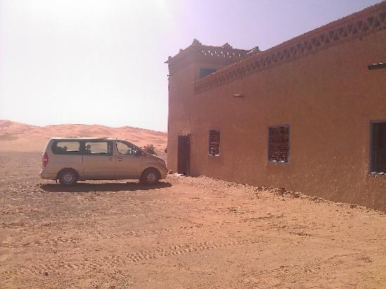 Etoile des Dunes : Extérieur auberge