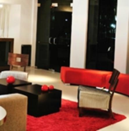 San Martin Plaza Hotel : Recepcion
