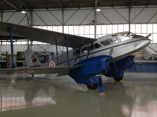 Air Museum: Museu do Ar, Péro Pinheiro