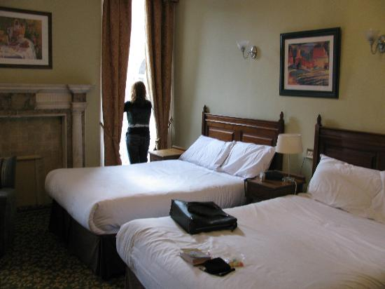 Stauntons on the Green: Our lovely room