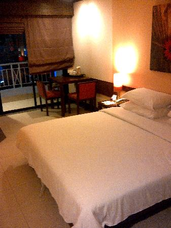 Mercure Pattaya Hotel: Bedroom