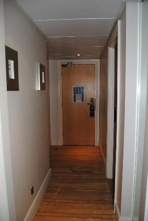 The Cumberland: Entrada habitación