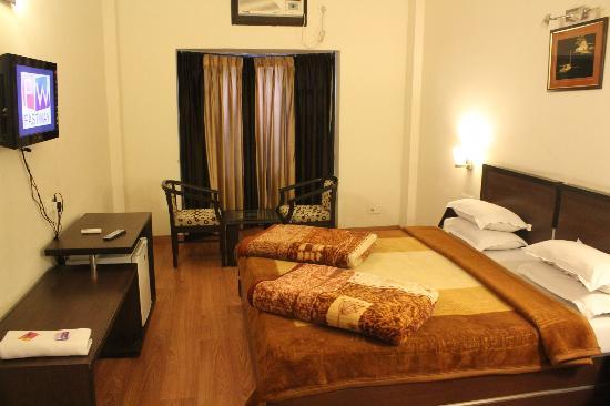 Hotel Hong Kong Inn: My room 
