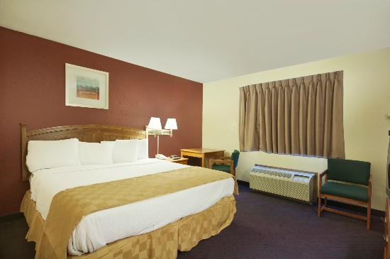 Red Roof Inn Palmdale-Lancaster : King Bed