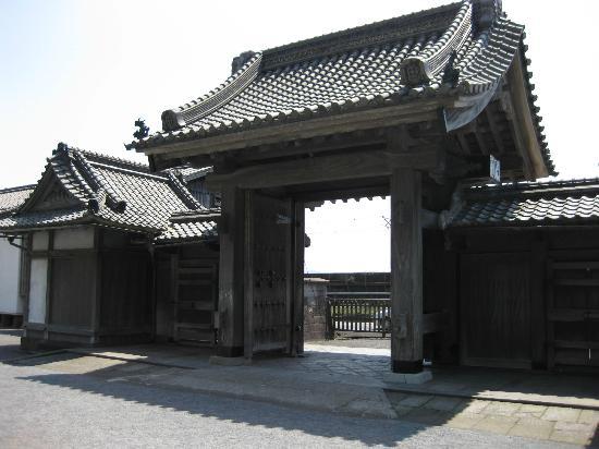 Shoko Shuseikan: Entrance Gate